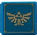 Deals List: PowerA Zelda Hylian Crest Premium Game Card Case Blue