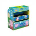 Deals List: Peppa Pig Multi-Bin Toy Organizer