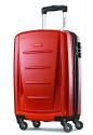 "Deals List: Samsonite Winfield 2 Hardside 20"" Luggage, Orange"