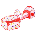 Deals List: BATTOP Kids Pop Up Play House Tent 3 in 1 Set Adventure Play Tent