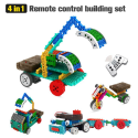 Deals List: Geekper 4 in 1 Remote Control Building Kits for Kids