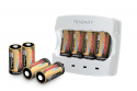 Deals List: Tenergy 3.7V Arlo Battery Fast Charger w/8-Pack 650mAh Batteries