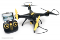 Deals List: Tenergy Syma X8SW Wi-Fi FPV Quadcopter Drone 720P HD Camera Altitude Hold RC 2.4G 4CH 6 Axis, Black/Yellow