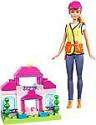 Deals List: Barbie Builder Doll & Playset, Blonde
