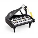 Deals List: Mallya 24 Keys Keyboard Kids Toy Piano with Microphone