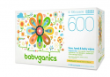 Deals List: Babyganics Face, Hand & Baby Wipes, Fragrance Free, 600 Count (Contains Six 100-Count Packs)