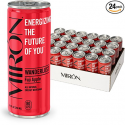 Deals List: Mirón Fuji Apple All Natural Sparkling Energy Beverage 8.4 Fl.Oz. Cans (Pack of 24)