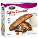 Deals List: Nonni's Biscotti, Salted Caramel, 8 Count, 6.72 Ounce