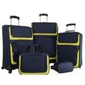 Deals List: Prodigy Forest Park 5-Piece Luggage Set + Free $10 Kohls Cash