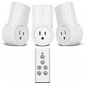 Deals List: Etekcity Wireless Remote Control Plug(Fixed Code;3Rx-1Tx)