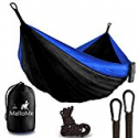 Deals List: MalloMe Portable Double Parachute Camping Hammock