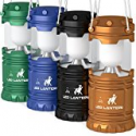 Deals List: MalloMe LED Camping Lantern Flashlights 4 Pack Gift Set