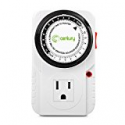 Deals List: Century 24 Hour Plug-in Mechanical Timer Grounded