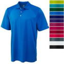 Deals List: Russell Athletics Men's DRI-POWER Golf Polo Athletic Short Sleeve Breathable Tee