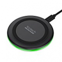 Deals List: Yootech Fast Wireless Charger for iPhone X/8/8 Plus/Galaxy S9/S9 Plus