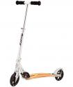 Deals List: Razor Cruiser Scooter - Yellow/Red Wood Deck
