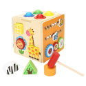 Deals List:  Amagoing Multi-functional Intelligence Box Wooden Assembling Blocks