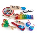 Deals List: Disneys Mickey Mouse 10-pc. Deluxe Band Set by Melissa & Doug