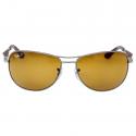 Deals List: Ray-Ban Active Pilot 59mm Sunglasses - Polarized Brown Classic