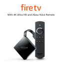 Deals List: Certified Refurbished Fire TV with 4K Ultra HD and Alexa Voice Remote (Pendant Design) | Streaming Media Player