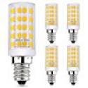 Deals List: 5-PK Albrillo E12 Light Bulb Candelabra Light Bulbs 5W