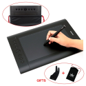 Deals List: Huion H610 Pro Graphic Drawing Tablet w/Carrying Bag & Glove
