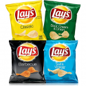 Deals List: Lay's Potato Chips Variety Pack, 1 oz Bags, 40 Count
