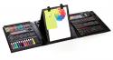 Deals List: Art 101 Kids 179-Piece Double Sided Trifold Easel Art Set