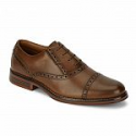 Deals List: Dockers Men's Fuller Lace-up Cap Toe Rubber Sole Oxford Dress Shoes