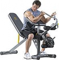 Deals List: Gold's Gym XRS 20 Olympic Workout Bench with Squat Rack