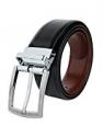 Deals List: Savile Row Men's Top Grain Leather Reversible Belt - Classic & Fashion Designs