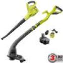 Deals List: Ryobi ONE+ 18-Volt 2-Tool Cordless String Trimmer Combo Kit