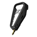 Deals List: Multitool M100 - TSA compliant, Tech Friendly, Strong and Lightweight with 2 x 1/4 inch Driver Heads included. Perfect for everyday carry, mountain biking, camping, outdoors or about the house