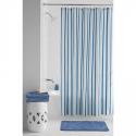 Deals List: Mainstays Boardwalk Fabric 13-Piece Shower Curtain Set