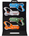 Deals List: DYNASTY TOYS Laser Tag Set Toys and Carrying Case for Kids Multiplayer 4 Pack