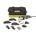 Deals List: ROCKWELL Sonicrafter 33-Piece Corded 4-Amp Oscillating Tool Kit
