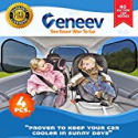 Deals List: Car Sun Shade for Side and Rear Window (4 Pack)