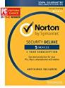 Deals List: Norton Security Deluxe - 5 Device [Key Card]