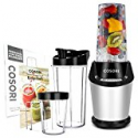 Deals List: COSORI 800 Watts Blender, 10-Piece Smoothie Blender for Shakes and Smoothies, Professional Personal Smoothie Maker with Cleaning Brush and Cups and Bottles 2x32 oz and 1x24 oz?Upgraded Version)