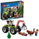 Deals List: LEGO City Forest Tractor 60181 Building Kit (174 Piece)