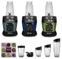 Deals List: Nutri Ninja BL487 Auto iQ 1100W Personal Blender + Smooth Boost, Choice of Color