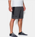 Deals List: New With Tags Mens Under Armour Gym Loose Muscle Athletic Shorts