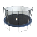 Deals List: ActivPlay Round Trampoline with Safety Enclosure and Spring Pad