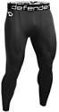 Deals List: Defender Men's Thermal Wintergear Compression Baselayer Pants Leggings Tights