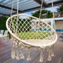Deals List: Sorbus Hammock Chair Macrame Swing, 265 Pound Capacity, Perfect for Indoor/Outdoor Home, Patio, Deck, Yard, Garden