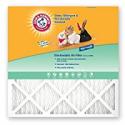 Deals List: 12-PK Odor Allergen and Pet Dander Control Air Filter 20x25x1 in