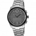 Deals List: MOVADO Bold Connected II 44mm Smartwatch (Black, Black Silicone Band)