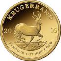 Deals List: 1 oz South African Gold Krugerrand Coin (Varied Year)