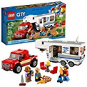 Deals List: LEGO City Pickup & Caravan 60182 Building Kit (344 Piece)