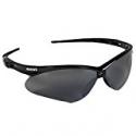 Deals List: Jackson Safety V30 Nemesis Safety Glasses 25688, Smoke Mirror with Black Frame, (case of 12)